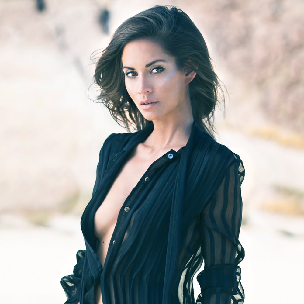 Nadine Vinzens wird Stargast-Barkeeperin